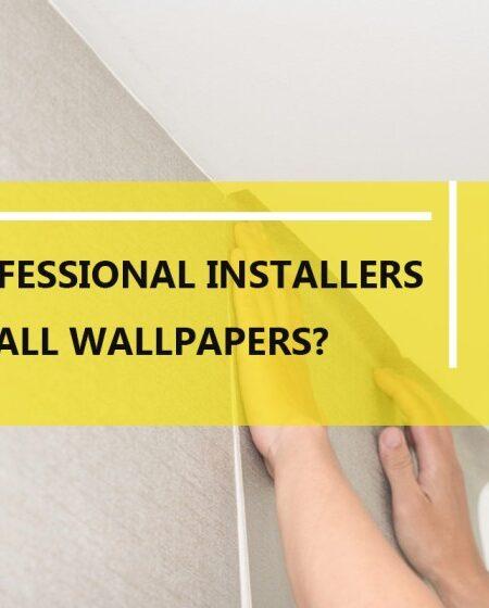 wallpaper installation services
