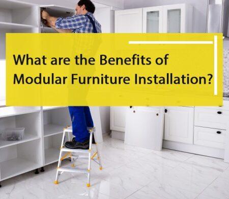 benefits of modular furniture
